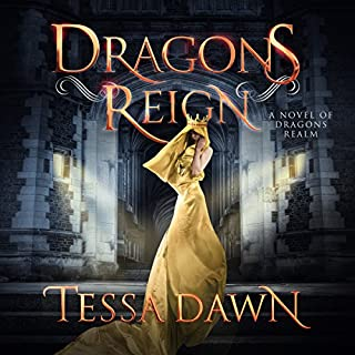 Dragons Reign: A Novel of Dragons Realm audiobook cover art