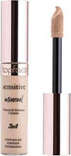 Topface Sensitive Mineral 3in1 Concealer 003 Natural 12ml