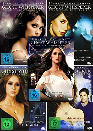 Ghost Whisperer Staffel 1-5 Set