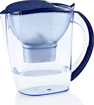Ehm Ultra Premium Alkaline Water Pitcher - 3.5L Pure Healthy Water Ionizer, Activated Carbon Filter - Healthy, Clean & Toxin-Free Mineralized Alkaline Water In Minutes - Up to PH 9.5- 2019