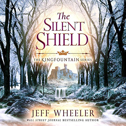 The Silent Shield  By  cover art