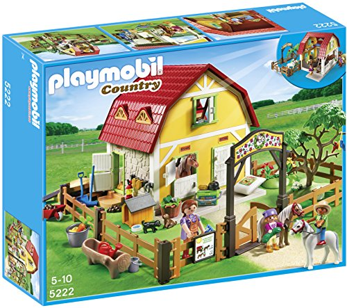 Playmobil 5222 Country Childrens Pony Farm
