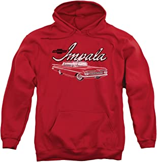 Best chevy impala hoodie Reviews