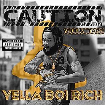 Caution Yella Tape