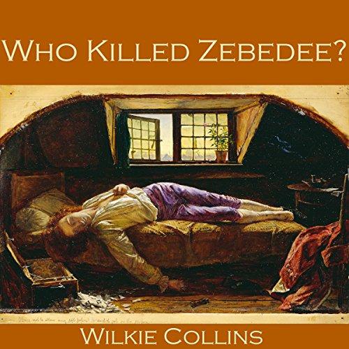 『Who Killed Zebedee?』のカバーアート