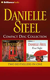Danielle Steel 44 Charles Street and First Sight 2-In-1 Collection: 44 Charles Street, First Sight