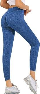 Sim's Women's Yoga Pants, High Waisted Design, Tummy Control, Workout Pants