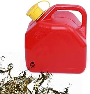 Nero Baoblaze Serbatoio de Carburante Diesel in Materiale Plastico ABS di Alta Qualit/à