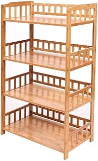ADSE Racks de Rangement pour Organisateur de Cuisine Support de Grande étagère pour Four à Micro-Ondes Multifonction autop...