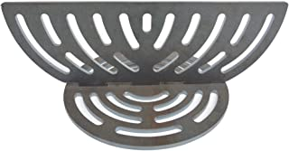 Stanbroil Firebox Divider Charcoal Fire Grate for Large Big Green Egg Grill MiniMax BGE, 9-inch