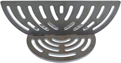 Stanbroil Firebox Divider Charcoal Fire Grate for Most Standard Size Kamado Grills, 10.5-inch