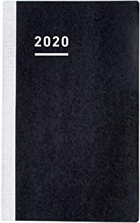 コクヨ ジブン手帳 Biz 手帳用リフィル 2020年 A5 スリム マンスリー&ウィークリー ニ-JBR-20 2019年 12月始まり
