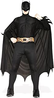Deluxe Muscle Chest Adult Batman Costume
