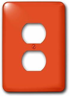 Bold 50033 Tri Orange 2-Foot Lighted Triple Tap CGM Extension Cord Plug Adapter,