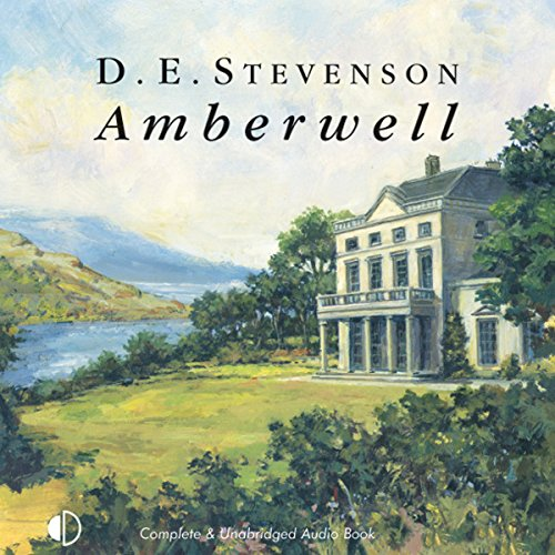 Amberwell audiobook cover art