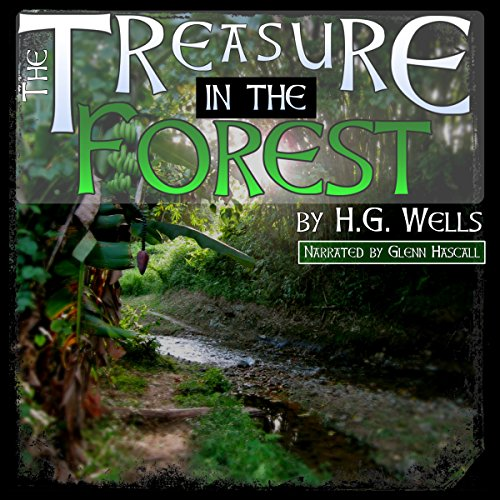 The Treasure in the Forest cover art