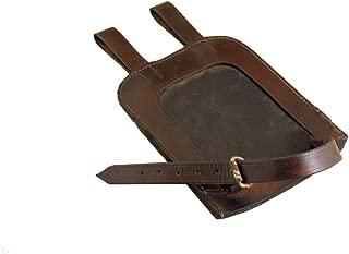 Deepeeka WW2 German Straight Leather Shovel Cover SL00004