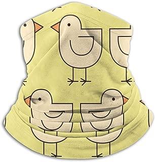 Winterschal FlyGG Multifunktionale Nackenw/ärmer f/ür Damen oder Herren Schlauchschal Weihnachtsgeschenk Winddicht Pink Regenbogen-Einh/örner wie Tacos