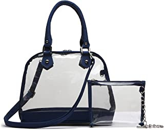 clear handbags for work