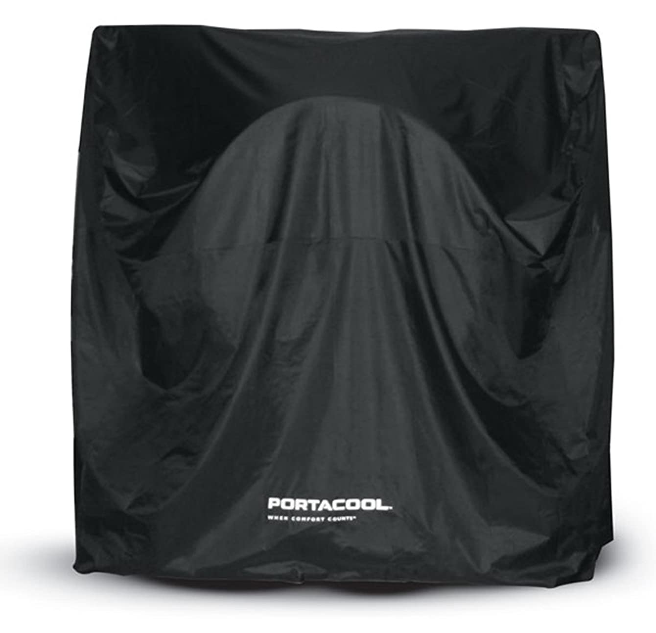 Portacool PARCVRH37000 Replacement Protective Cover for Hurricane 370 Portable Evaporative Cooler, Black