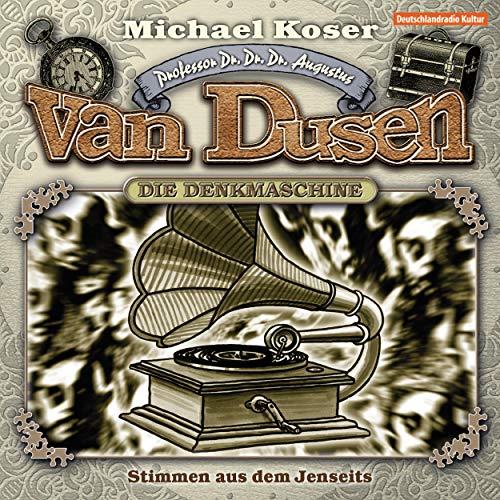 Stimmen aus dem Jenseits: Professor van Dusen 12