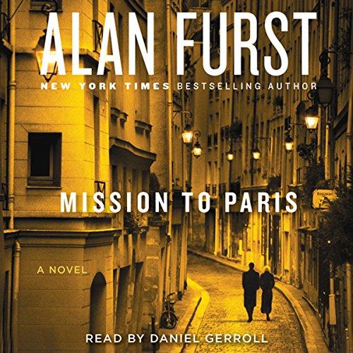 『Mission to Paris』のカバーアート
