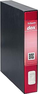Esselte Dox 4 Class Boîte archive Rouge