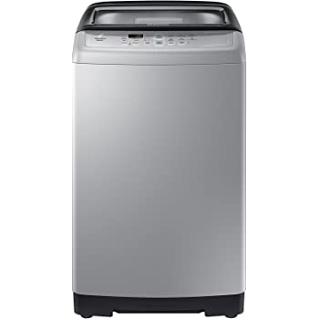 Samsung 6.5 kg Fully-Automatic Top Loading Washing Machine (WA65M4100HV/TL, Sparkling Grey)