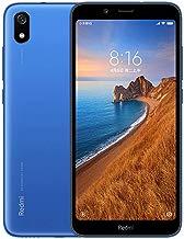 Xiaomi Redmi 7A Smartphones 2 GB de RAM + 32 GB de ROM, Pantalla de 5.45'', Procesador Octa-Core, Cámaras Frontales de 5MP y cámaras de 13MP Versión Global (Azul)