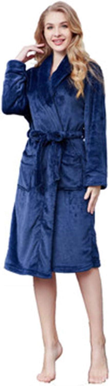 Youmymine Men's Women's Warm Flannel Fleece Robe with Hood, Big and Tall Bathrobe