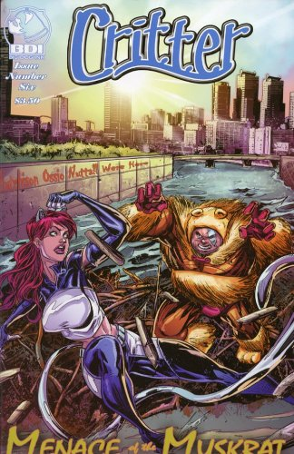 Critter Ongoing #6 Cover A Comic Book - BDI