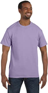 Hanes 6.1 oz. Tagless T-Shirt (5250T), Orange, XL