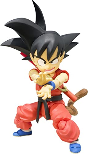Bandai BAN17782 S.H. Figuarts Kid Goku Dragon Ball Actionfigur