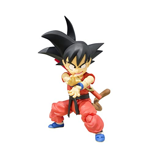 Bandai Tamashii Nations S.H. Figuarts Kid Goku Dragon Ball Action Figure