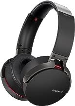 Sony MDR-XB950B1/B Bluetooth Wireless Extra Bass Headphones (Renewed)