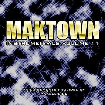 Maktown Instrumentals 11