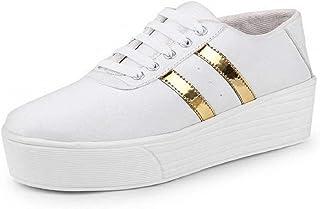 WORLD WEAR FOOTWEAR Women's (993) Casual Sneakers Shoes