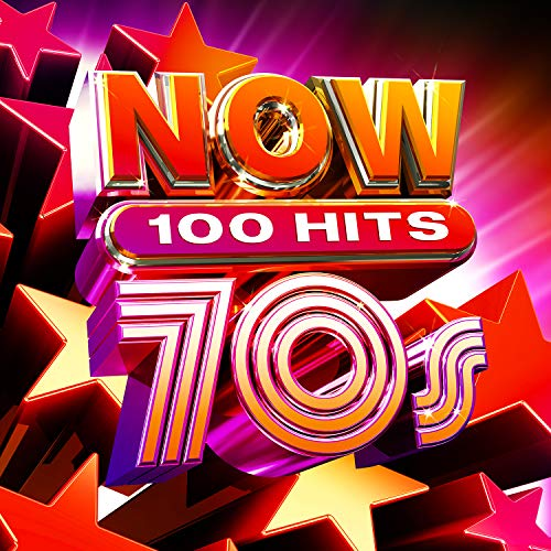 Now 100 Hits of the 70s, 5 CD Boxset