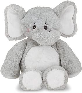 Bearington Baby Spout Hugs a Lot Plush Stuffed Animal Gray Elephant 14