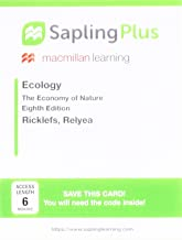 SaplingPlus for Ecology: The Economy of Nature (Single Term Access)