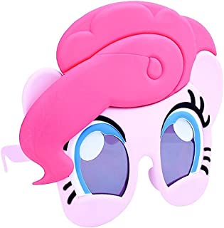 Costume Sunglasses My Little Pony Pinky Pie Sun-Staches Party Favors UV400