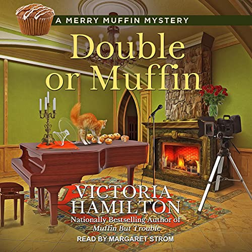 Double or Muffin Audiobook By Victoria Hamilton cover art