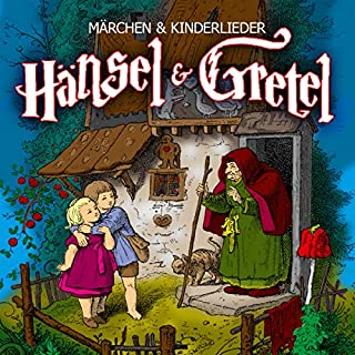 Hänsel und Gretel cover art
