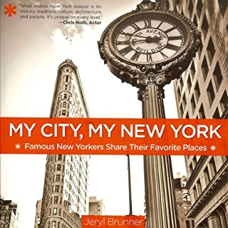 My City, My New York Titelbild