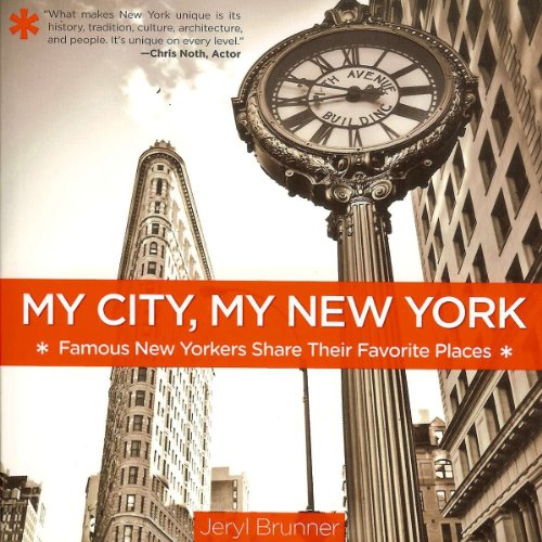 My City, My New York audiobook cover art