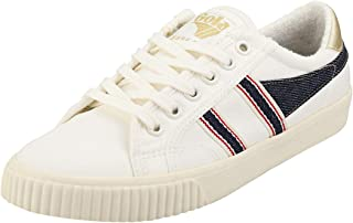 Gola Tennis Mark Cox Selvedge Womens Fashion Trainers
