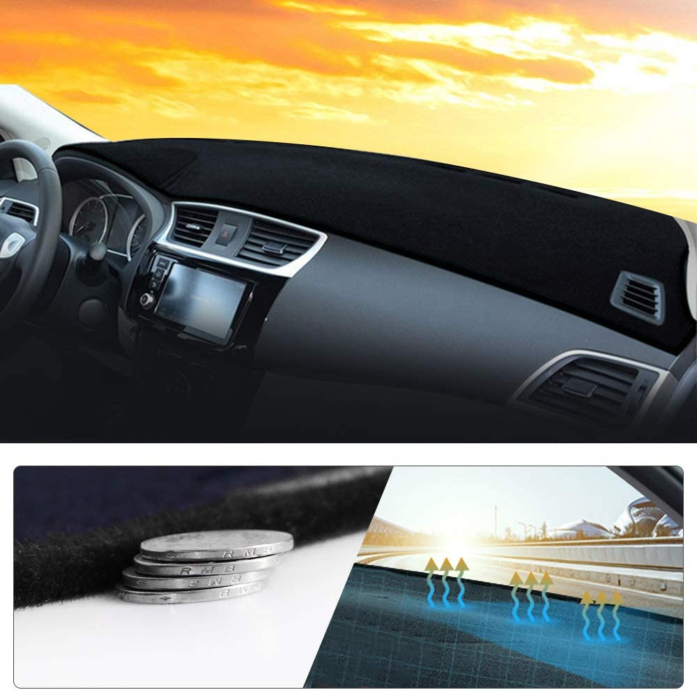 Maite Ranking TOP9 Fit for Buick Verano 2012-2017 Be super welcome Cover Ma Dashboard Dash Car