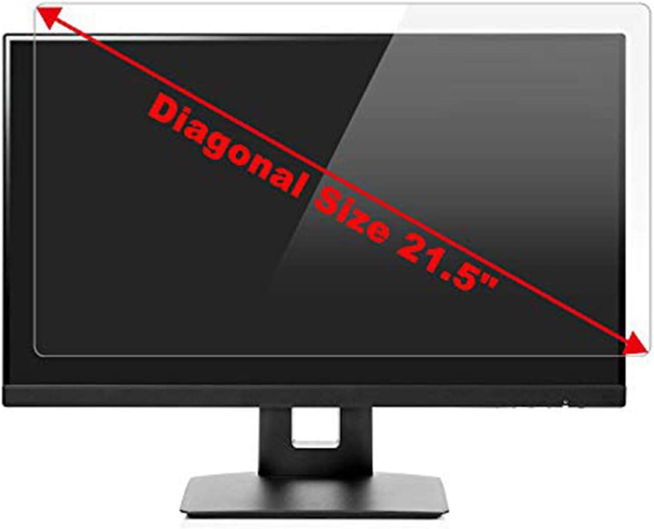 FORITO 2-Pack 21.5 inch Anti Glare(Matte) Screen Protector Compatible with 21.5