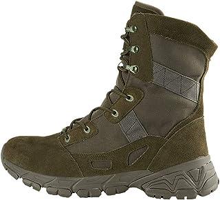 MERRYHE Bottes de Combat dans Le désert pour Hommes, Bottes Militaires, Chaussures à Lacets, Chaussures d'escalade de Spor...
