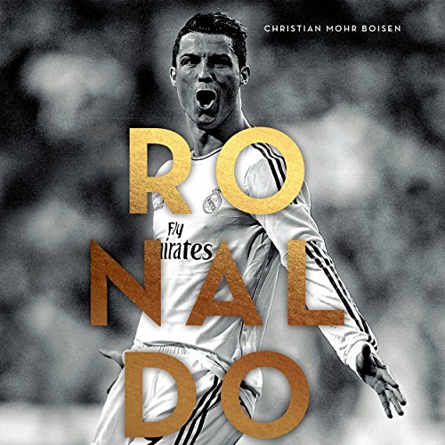 Ronaldo audiobook cover art